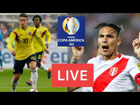 Download 🔴Columbia vs Peru | Copa america 2021 | Third place match | Live Match Today PES21 HD Gameplay watch