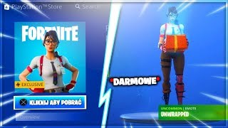 * NEW * FREE PACKAGE FOR EVERYONE! HOW TO GET?! FREE SKIN! -Fortnite Battle Royale