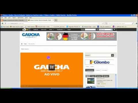 Como escutar a Radio Gaúcha de Porto Alegre