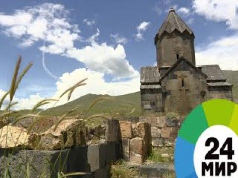 Пять причин поехать в Армению. Вайоцдзорская область