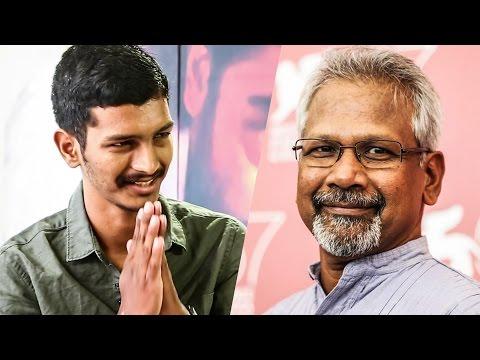 """Competition with Mani Ratnam is senseless!"" - 8 Thottakal Director Sri Ganesh   MY 58"