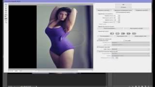 как похудеть за 5 минут уроки фотошопа