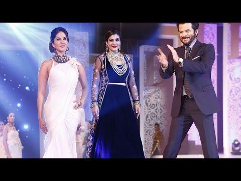 3RD India Bullion & Jeweller Awards 2015 & The IBJA Fashion Show | Sunny Leone Full Show 2015
