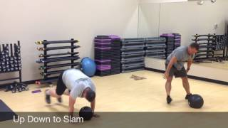 Slam Ball Workout