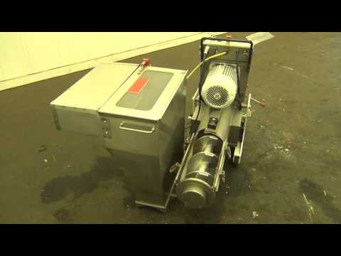 Used-Plastic Recycling Machinery MGK 400/175TL Resin Grinder - stock # 45288012