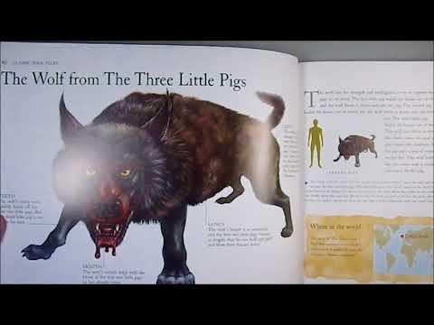 Book Talk: World's Worst Monsters & Villains
