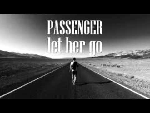 Let Her Go - Passenger (Electric Guitar...