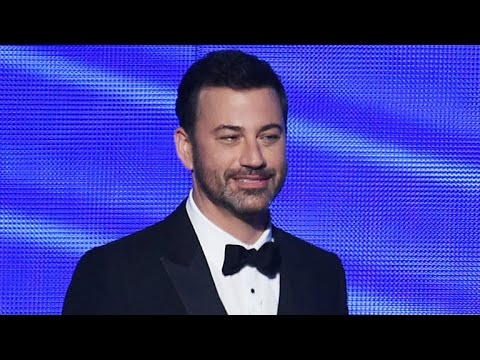 Jimmy Kimmel Dropped a Bill Cosby Joke at the Emmys