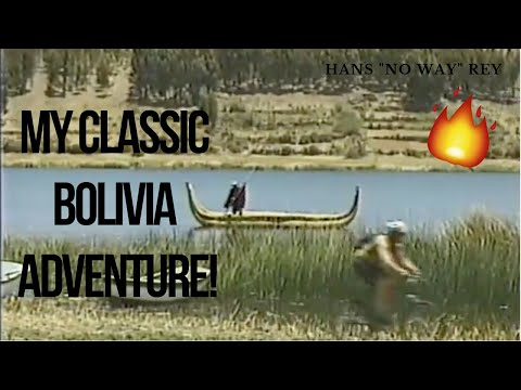Bolivia MTB Adventure On The Inca Trail W Hans Rey