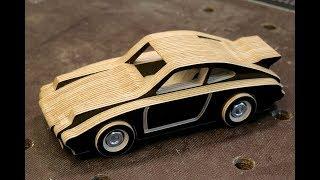 Porsche 964 CNC gefräst 😍