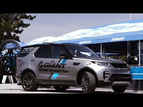 Giant Factory Off-Road Team Official Team Support Vehicle