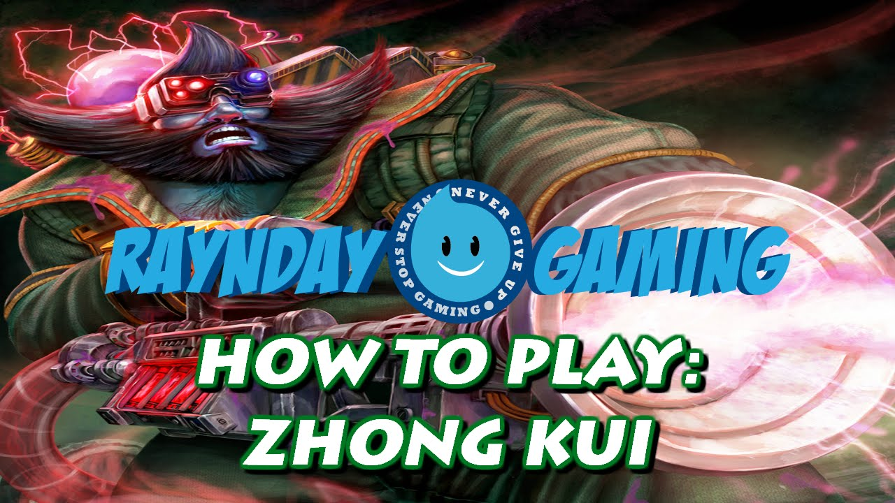 How To Play Zhong Kui: 100-0 Combo Guide, Season 3 Build and Gameplay (SMITE)