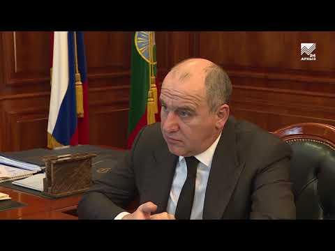 Александр Матовников прибыл в Карачаево-Черкесию с рабочим визитом