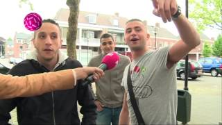 PowNews 2 mei 2014: Vrienden Rapper Ismo haten homo's