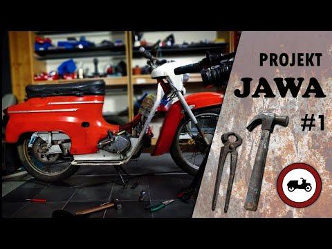 """Neues Projekt! - Jawa 50 - Die """"tschechische/slovakische Simson"""""""