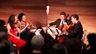 Catalyst Quartet - Jessie Montgomery - Strum