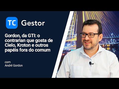 TC GESTOR: Gordon, da GTI: o contrarian que gosta de Cielo, Kroton e outros papéis fora do comum