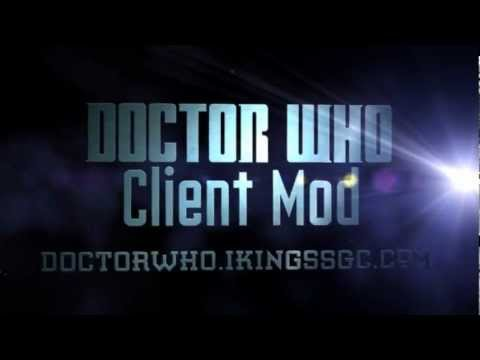 Doctor Who Client Mod Trailer -[OUTDATED TRAILER] Doctor Who Minecraft Mod