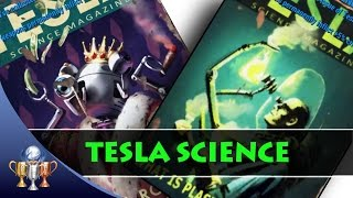 Fallout 4 Tesla Science Comic Book Magazine Locations 9 Issues