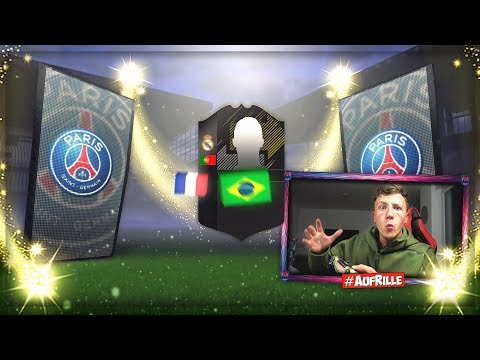 FIFA 18 MEGA WALKOUT PACK OPENING : MBAPPE OTW IN PACK!!!!