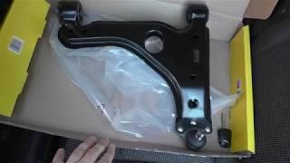 Opel Zafira B. Рычаг передней подвески Moog.Обзор
