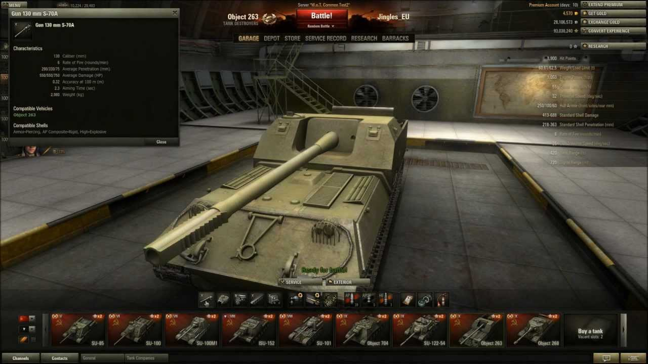 World of tanks tier 8 matchmaking