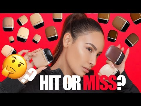 MARC JACOBS SHAMELESS FOUNDATION REVIEW: HIT OR MISS? | DESI PERKINS thumbnail