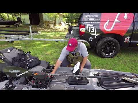 Basic and Advanced Kayak Rigging - How to Rig a Kayak for Fishing