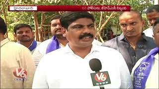 GHMC Commissioner Dana Kishore Ordered Inquiry On Removal Of A…