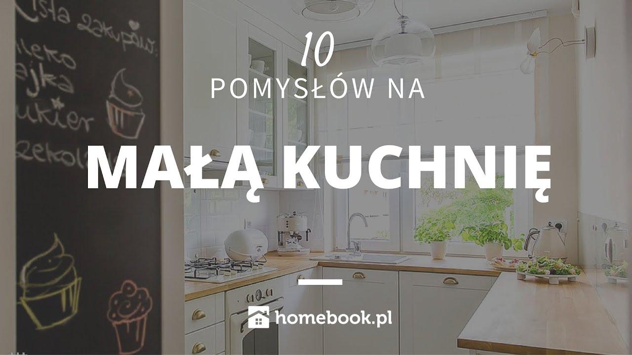 Jak Urządzić Małą Kuchnię 10 Pomysłów Aranżacja Wnętrz Projekty