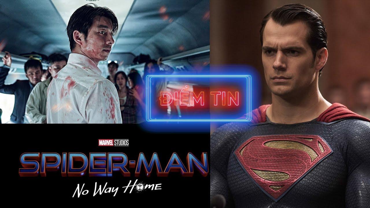 [ĐIỂM TIN]: Train to Busan có phiên bản Mỹ, Superman là người da màu | Review Phim Rạp