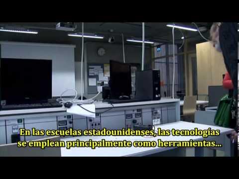 El Sistema Educativo Finlandés (Subtitulado)
