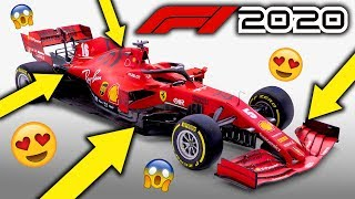Reacting to the new FERRARI 2020 F1 CAR! (Ferrari SF1000 Analysis)