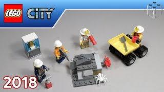 Lego City 60184 Ekipa górnicza - LegoZmysl Speed Build