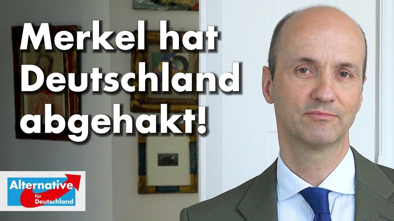Nicolaus Fest zu Merkels Blendgranaten und Schwergewichten