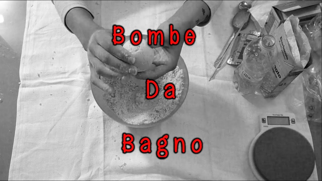 Bombe da bagno tutorial youtube - Bombe da bagno ebay ...