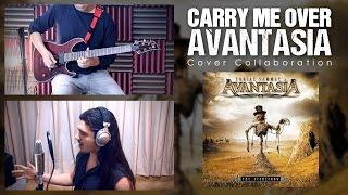 """Carry Me Over"" - AVANTASIA cover | Feat David Olivares"