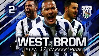 Fifa 17 career mode | kylian mbappé transfer! will he sign?! | west brom episode 2