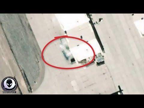 nouvel ordre mondial | Un appareil espion ultra secret révélé grâce à Google Earth