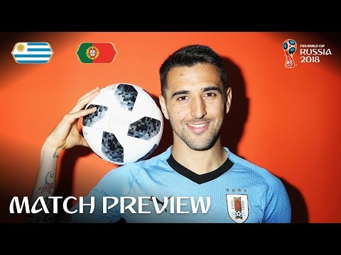 Matias VECINO (Uruguay) - Match 49 Preview - 2018 FIFA World Cup™