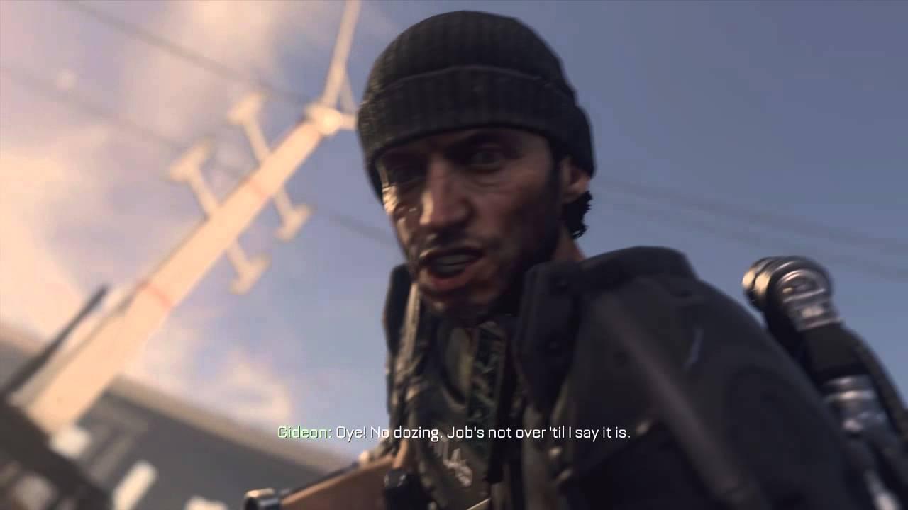 Call of Duty Advanced Warfare gideons a stalker - YouTube