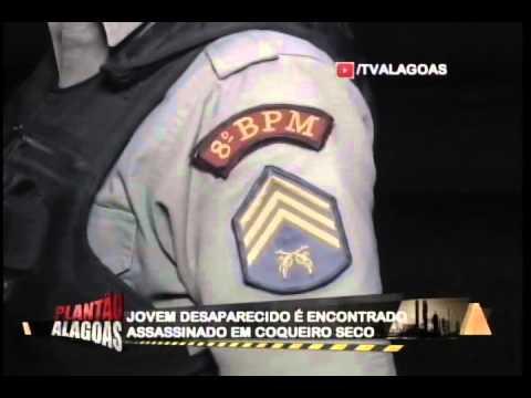 Jovem desaparecido é encontrado assassinado em Coqueiro Seco