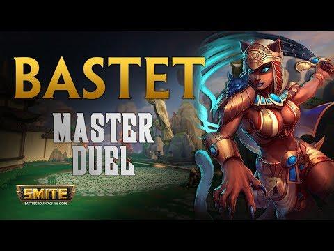 SMITE! Bastet, Tenia que probarla :D! Master Duel S5 #91