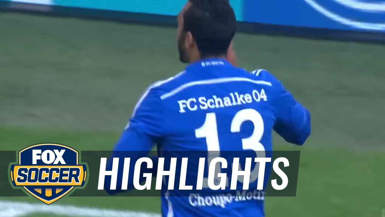 leverkusen schalke highlights