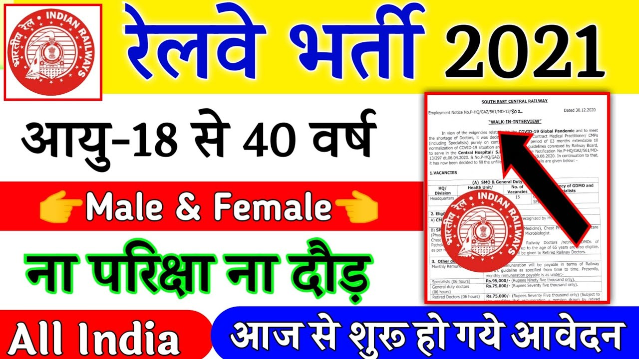 Get Job Vacancy 2021 12Th Pass Background