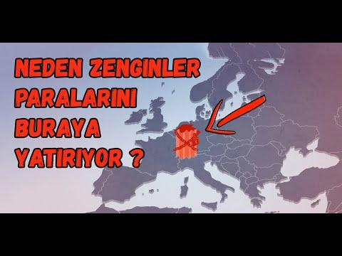 İsviçre Hakkında Bilgiler - Neden İsviçre Dünyanın En GÜVENLİ Yeri?