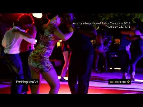 Accra International Salsa Congress _ Dancing Session _ #fghTV
