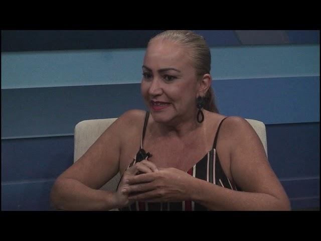 Santiago Entrevista -  Maria do Socorro - Conselhos de Sete Lagoas