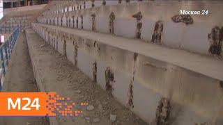 """Смотреть видео """"Строительство в деталях"""": как возводят метро в Москве - Москва 24 онлайн"""