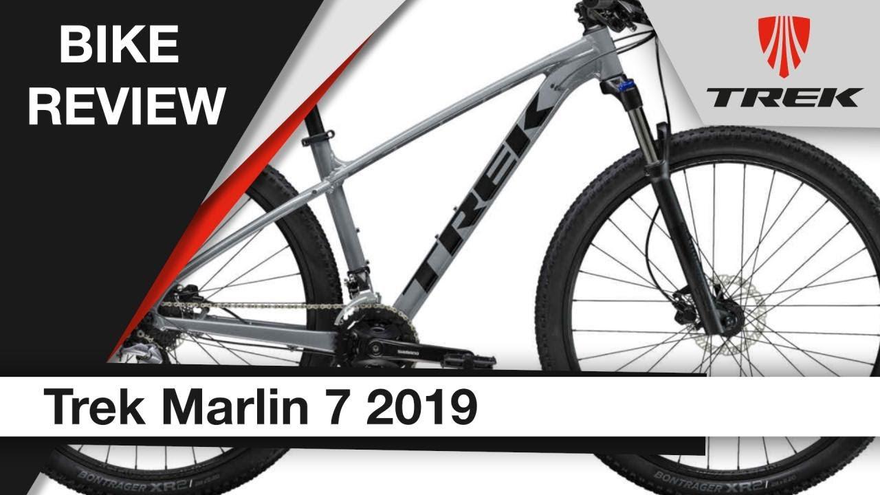 0e796a8157b Trek Marlin 7 2019: Bike review - YouTube